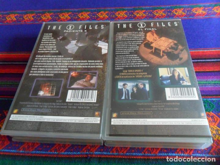 Cine: LOTE 2 POSTAL CON 5 AUTÓGRAFO DAVID DUCHOVNY, GILLIAM ANDERSON THE X FILES EXPEDIENTE X. 5 REGALOS. - Foto 9 - 193382103