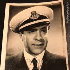 Cine: FOTO CIFESA CON AUTÓGRAFO DE MIGUEL LIGERO 12 X 8,5 CM. Lote 194906631