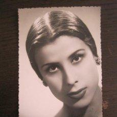 Cine: CARMEN-AUTOGRAFO-FOTOGRAFIA FIRMADA-VER FOTOS-(V-19.319). Lote 196635428