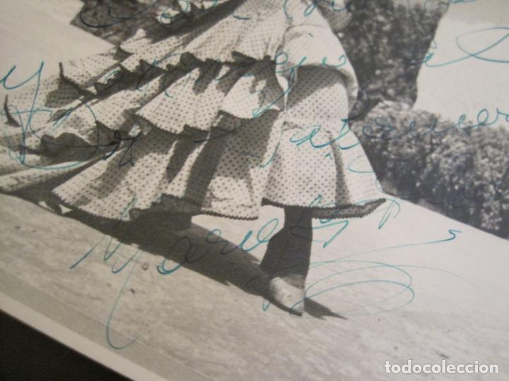Cine: ??-AUTOGRAFO-FOTOGRAFIA FIRMADA-VER FOTOS-(V-19.322) - Foto 2 - 196636368