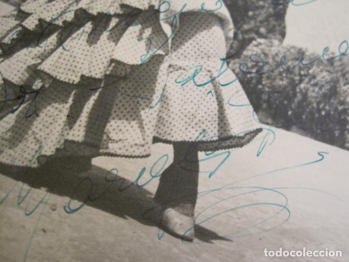 Cine: ??-AUTOGRAFO-FOTOGRAFIA FIRMADA-VER FOTOS-(V-19.322) - Foto 3 - 196636368
