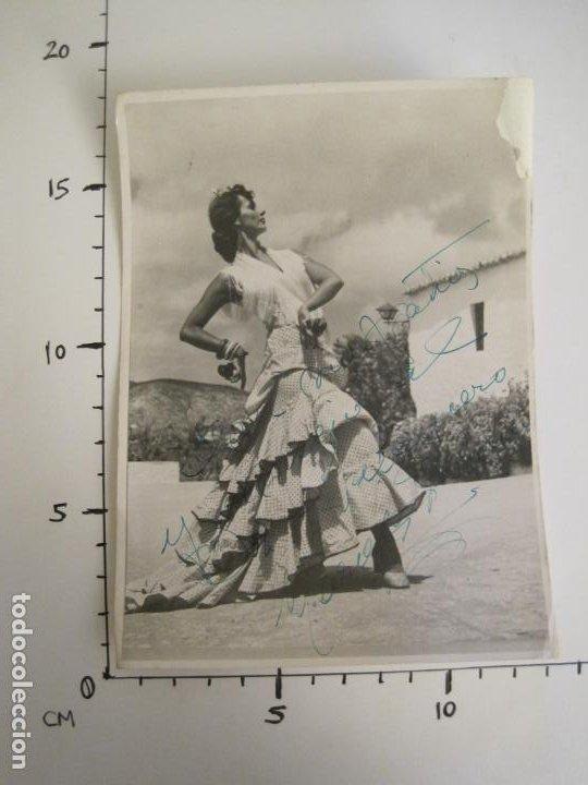 Cine: ??-AUTOGRAFO-FOTOGRAFIA FIRMADA-VER FOTOS-(V-19.322) - Foto 5 - 196636368
