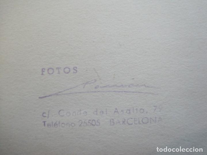 Cine: ANTONIO LOSADA-AUTOGRAFO-FOTOGRAFIA DE CINE FIRMADA-VER FOTOS-(V-19.671) - Foto 5 - 202252295