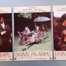 Cine: AUTÓGRAFO DE LA ACTRIZ ESPERANZA ROY PELÍCULA DIVINAS PALABRAS . LEER DESCRIPCIÓN ANTES DE PUJAR.. Lote 218241367