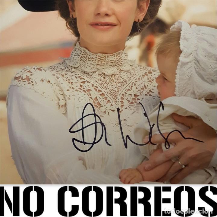 Cine: RUTH WILSON - AUTOGRAFO - FIRMA - FIRMADO - AUTOGRAFIADO - LA MATERIA OSCURA - JANE EYRE -NO CORREOS - Foto 4 - 218728108