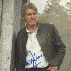 Cine: HARRISON FORD. AUTÓGRAFO, AUTOGRAPH, FIRMA ORIGINAL. STAR WARS. INDIANA JONES. BLADE RUNNER.. Lote 219499216