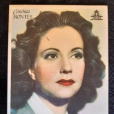 Cine: PUBLICIDAD DE CIFESA CON CONCHITA MONTES. AÑOS 40.. Lote 219607128