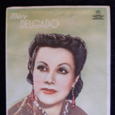 Cine: PUBLICIDAD DE CIFESA CON MARY DELGADO. AÑOS 40.. Lote 219607327
