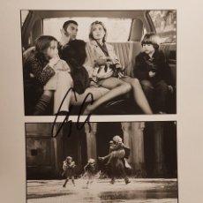 Cinéma: GEORGE CLOONEY - AUTOGRAFO - FIRMA - FIRMADO - UN DIA INOLVIDABLE - URGENCIAS - NESPRESSO WHAT ELSE. Lote 251894705