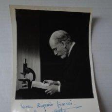 Cinema: FOTO CON DEDICATORIA Y AUTÓGRAFO DEL ACTOR ADOLFO MARSILLACH 1959 EN EXITO A LA GLORIA. Lote 254699480