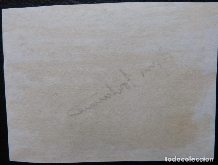 Cine: Autografo de LYNN FONTANNE/ firmó una página de álbum 4x5 de los años 70 - Foto 5 - 287858543