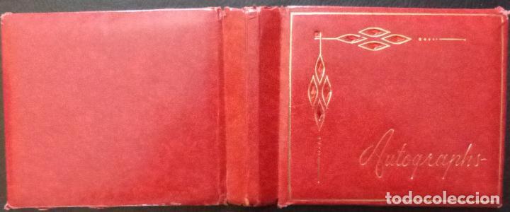 Cine: Autografo de Dorothy Stickney Página del álbum firmada, en tinta azul (actriz) - Foto 6 - 289263788