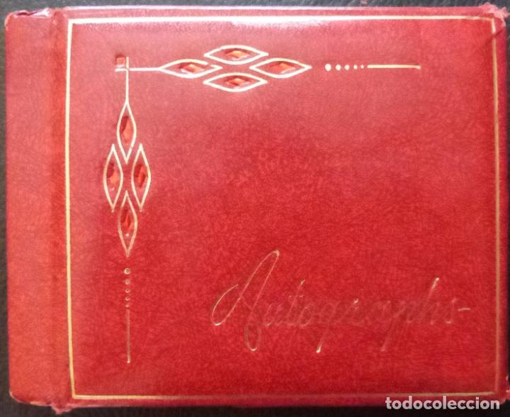 Cine: Autografo de Dorothy Stickney Página del álbum firmada, en tinta azul (actriz) - Foto 7 - 289263788