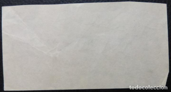 Cine: Autografo de Dennis Morgan Papel firmado con tinta negra (actor y cantante estadounidense) - Foto 4 - 289267088