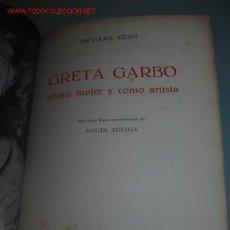 Cine: GRETA GARBO. Lote 26635414