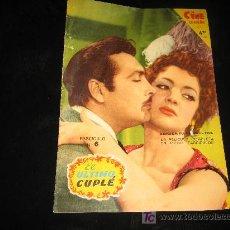Cine: EL ULTIMO CUPLE PELICULA FASCICULO Nº 6. Lote 4835387