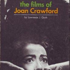Cine: THE FILMS OF JOAN CRAWFORD (222 PÁGINAS). Lote 27246136
