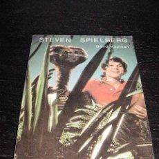 Cine: STEVEN SPIELBERG, DE DAVID KAUFMAN, EDICIONES JC, COLECCIÓN DIRECTORES DE CINE Nº 12, 1983. Lote 16459167