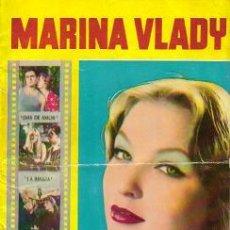 Cine: CINECOLOR ( FERMA ) ORIGINAL 1958 , LOTE. Lote 27366119