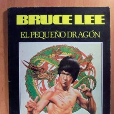 Cine: BRUCE LEE EL PEQUEÑO DRAGON - EDITORIAL ANTALBE - 88 PÁGINAS PARTE DE ELLAS A COLOR. Lote 29857743