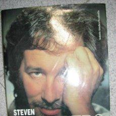 Cine: STEVEN SPIELBERG. ANTONIO SANCHEZ-ESCALONILLA 1995 300 PAGINAS. Lote 26591880
