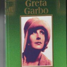 Cine: PERSONAJES DEL SIGLO XX: GRETA GARBO. EDICIONES RUEDA, AÑO 2002.. Lote 25152330