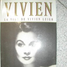Cine: VIVIEN LEIGH. DOS LIBROS ALEXANDER WALKER (ULTRAMAR) SERGE MAFIOLY (GRIJALBO) SIN ESTRENAR. Lote 25829732