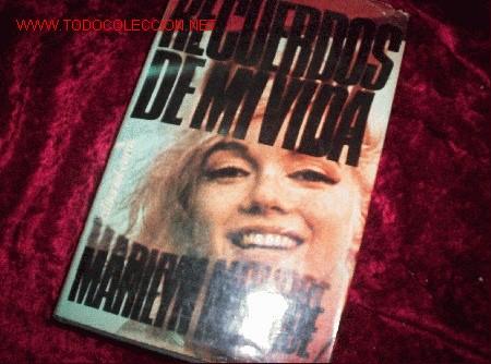 LIBRO DE MARILYN ,AÑOS 70 (Cine - Biografías)