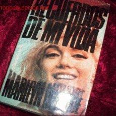 Cine: LIBRO DE MARILYN ,AÑOS 70. Lote 26801153