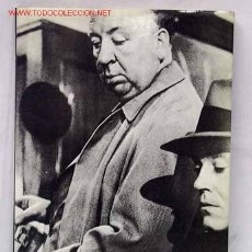 Cine: THE MOVIE MAKERS HITCHCOCK GEORGE PERRY 1974. Lote 13997790
