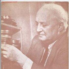 Cine: ROBERT FLAHERTY -CARLOS FERNÁNDEZ CUENCA- AÑO 1963. (CINE). ENVÍO: 1,30 € *.. Lote 26613674