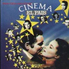 Cine: VPA CINEMA EL PAIS WALT DISNEY RITA HAYWORTH MARILYN MONROE JOHN WAYNE HARRISON FORD...BY RECORTITOS. Lote 7185644