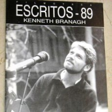 Cine: FILMOTECA ESCRITOS - 89. KENNETH BRANAGH.. Lote 15802716