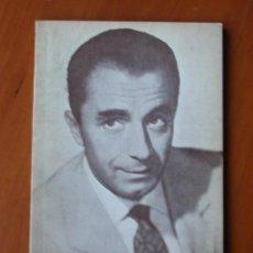 Cine: MICHELANGELO ANTONIONI, DE CARLOS FERNÁNDEZ CUENCA. FILMOTECA NACIONAL DE ESPAÑA 1963. Lote 26451679