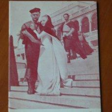 Cine: CINE SOVIÉTICO DEL 'DESHIELO', DE CARLOS FERNÁNDEZ CUENCA. FILMOTECA NACIONAL DE ESPAÑA 1965. Lote 26451684