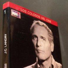 Cine: PAUL NEWMAN, UNA BIOGRAFÍA ILUSTRADA Y DOCUMENTADA DE J. C.LANDRY. Lote 14771540