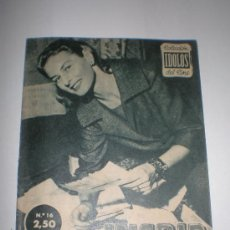 Cine: IDOLOS DEL CINE Nº 16 INGRID BERGMAN (1958),MEDIDAS 16X12 CTMOS. Lote 25752774