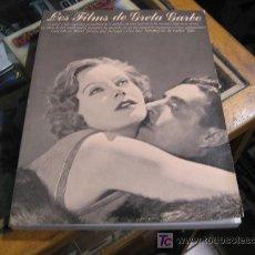 Cine: LOS FILMS DE GRETA GARBO PRIMERAEDICION 1979.. Lote 16084105