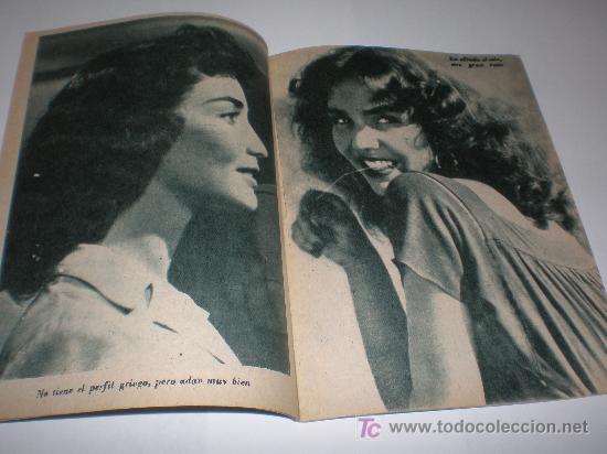 Cine: IDOLOS DEL CINE Nº 39 JENNIFER JONES 1958 - Foto 2 - 20240195