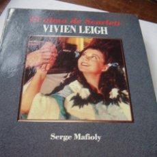 Cine: EL ALMA DE SCARLETT VIVIEN LEIGH SERGE MAFIOLY. Lote 21812776
