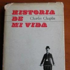 Cine: CHARLES CHAPLIN: HISTORIA DE MI VIDA. Lote 27576831