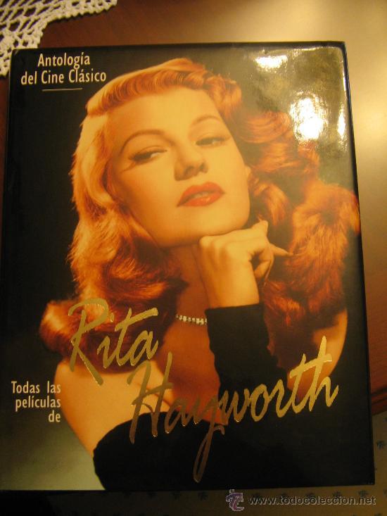RITA HAYWORTH (Cine - Biografías)