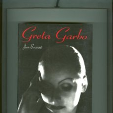 Cine: GRETA GARBO. EL DOLOR DE LA ESFINGE. JOAN BENAVENT.. Lote 25080959
