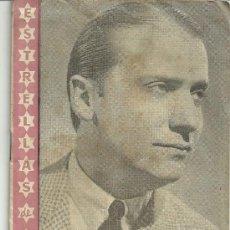 Cine: BIOGRAFIAS Y ANECDOTAS RAFAEL DURAN ESTRELLAS DEL CINE . Lote 19303736