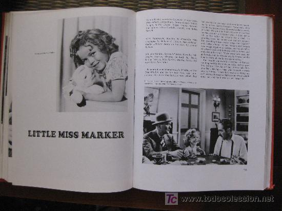 Cine: THE FILMS OF SHIRLEY TEMPLE. ROBERT WINDELER. CITADEL PRESS 1ª ED.1978. - Foto 4 - 19943383