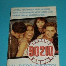 Cine: 90210 BEVERLY HILLS ¡AL DESCUBIERTO!. BART Y NANCY MILLS. Lote 25495688