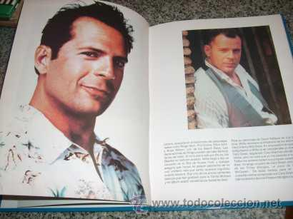 Cine: BRUCE WILLIS RETRATOS, por José María Aresté - Royal Books - España - 1995 - CON FOTOS! - Foto 2 - 20594239