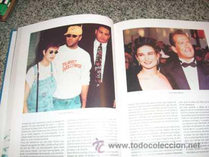 Cine: BRUCE WILLIS RETRATOS, por José María Aresté - Royal Books - España - 1995 - CON FOTOS! - Foto 3 - 20594239