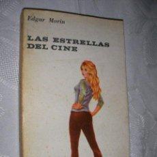 Cinéma: LAS ESTRELLAS DEL CINE DE EDGAR MORIN - ENVIO GRATIS A ESPAÑA. Lote 38900229