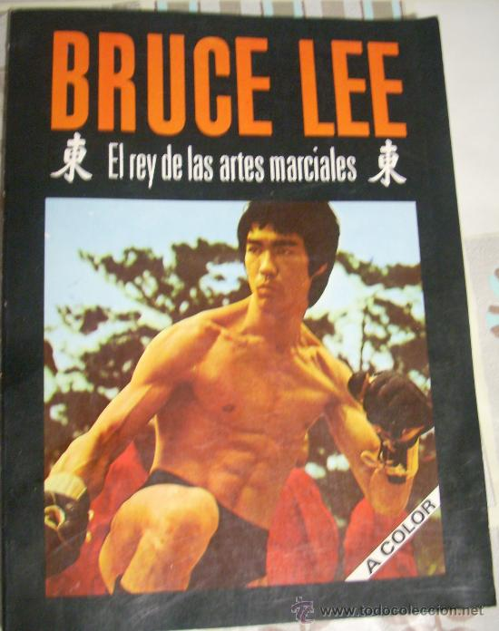 BRUCE LEE, EL REY DE LAS ARTES MARCIALES (Cine - Biografías)